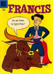 Four Color Comics (Dell - 1942) -863- Francis the Famous Talking Mule