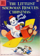 Four Color Comics (Dell - 1942) -864- The Littlest Snowman Rescues Christmas