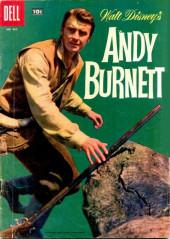 Four Color Comics (Dell - 1942) -865- Walt Disney's Andy Burnett
