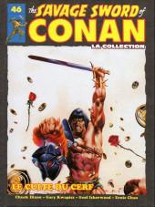 Savage Sword of Conan (The) (puis The Legend of Conan) - La Collection (Hachette) -46- Le culte du cerf