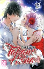 Takane & Hana -13- Tome 13