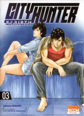 City Hunter - Rebirth -3- Tome 3