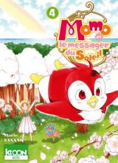 Momo et le messager du Soleil -4- Tome 4