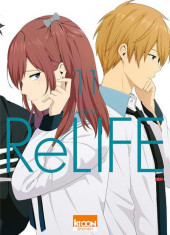ReLIFE -11- Tome 11