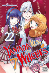Yamada kun & the 7 Witches -22- Tome 22