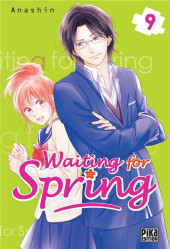 Waiting for spring -9- Tome 9