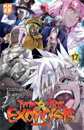 Twin Star Exorcists -17- Tome 17