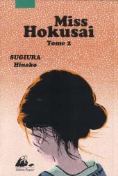 Miss Hokusai -2- Tome 2