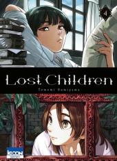 Lost Children -4- Tome 4