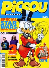 Picsou Magazine -543- Picsou Magazine n°543