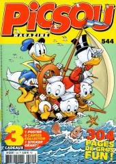 Picsou Magazine -544- Picsou Magazine n°544