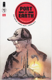 Port Of Earth (2017) -9- Port Of Earth #9
