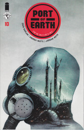 Port Of Earth (2017) -10- Port Of Earth #10