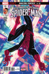 Peter Parker: The Spectacular Spider-Man (2017) -301- Amazing Fantasy, Part 1