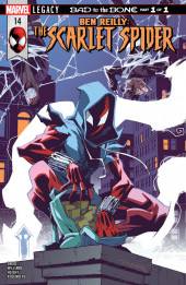 Ben Reilly: Scarlet Spider (2017) -14- Bad to the Bone