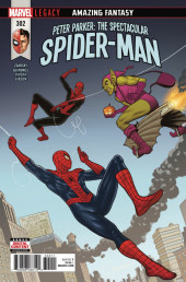 Peter Parker: The Spectacular Spider-Man (2017) -302- Amazing Fantasy, Part 2