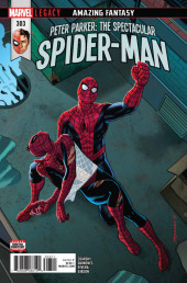 Peter Parker: The Spectacular Spider-Man (2017) -303- Amazing Fantasy, Part 3
