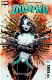 Domino Vol.3 (Marvel comics - 2018) -2- Issue # 2