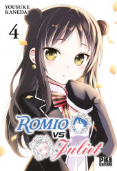 Romio VS Juliet -4- Tome 4