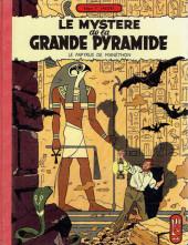 Blake et Mortimer (Historique) -3a59- Le mystère de la Grande Pyramide - Le Paryrus de Manéthon