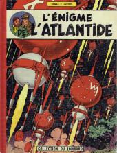 Blake et Mortimer (Les aventures de) (Historique) -6a57- L'Enigme de l'Atlantide