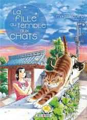 La fille du temple aux chats -5- Tome 5