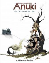 Anuki -9- L'eau et le feu