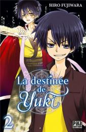 La destinée de Yuki -2- Tome 2