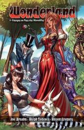 Wonderland (Gregory) -4- Voyages au pays des merveilles