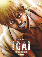Igai : The Play Dead/Alive -9- Tome 9