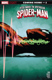 Peter Parker: The Spectacular Spider-Man (2017) -306- Coming Home, Part 1