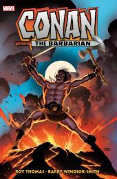 Conan the Barbarian Vol 1 (Marvel - 1970) - OMN1