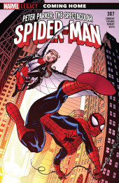 Peter Parker: The Spectacular Spider-Man (2017) -307- Coming Home, Part 2