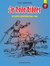 Rode Ridder Integraal (De) -4- De eerste avonturen 1963-1965
