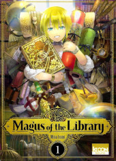 Magus of the Library -1HC- Tome 1