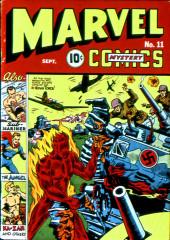 Marvel Mystery Comics (Timely - 1939) -11- (sans titre)