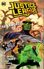 Justice League (2018) -INT03- Hawkworld