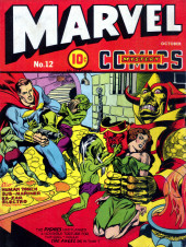 Marvel Mystery Comics (Timely - 1939) -12- (sans titre)