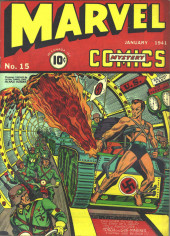 Marvel Mystery Comics (Timely - 1939) -15- (sans titre)