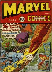 Marvel Mystery Comics (Timely - 1939) -17- (sans titre)
