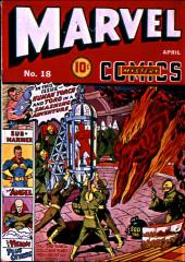 Marvel Mystery Comics (Timely - 1939) -18- (sans titre)