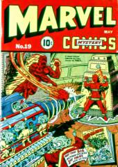 Marvel Mystery Comics (Timely - 1939) -19- (sans titre)