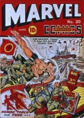 Marvel Mystery Comics (Timely - 1939) -20- (sans titre)