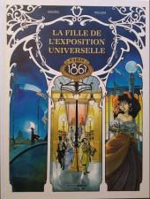 La fille de l'Exposition universelle -2'- Paris 1867