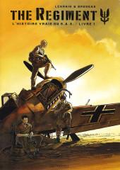 Regiment (The) - L'Histoire vraie du SAS -1DP- Livre 1