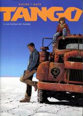 Tango (Xavier/Matz) -1DP- Un océan de pierre