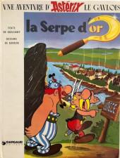Astérix -2e1981- La Serpe d'Or