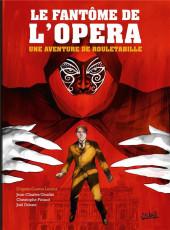 Rouletabille (Une aventure de) -3- Le fantôme de l'opéra