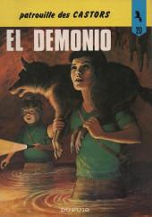 La patrouille des Castors -20a1981- El demonio