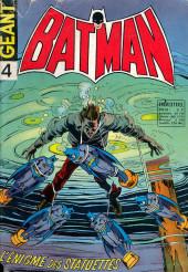 Batman Géant (Sagédition - 1re série) -4- L'énigme des statuettes